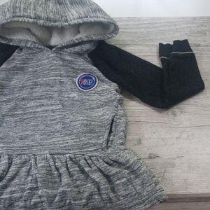 Other - Toddler girl sweatshirt jacket
